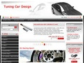 web Tuning Car Design