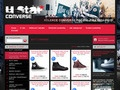 web Converse shop:Converse boty All