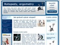 web Rotopedy-ergometry