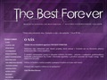 web The Best Forever - produkční age
